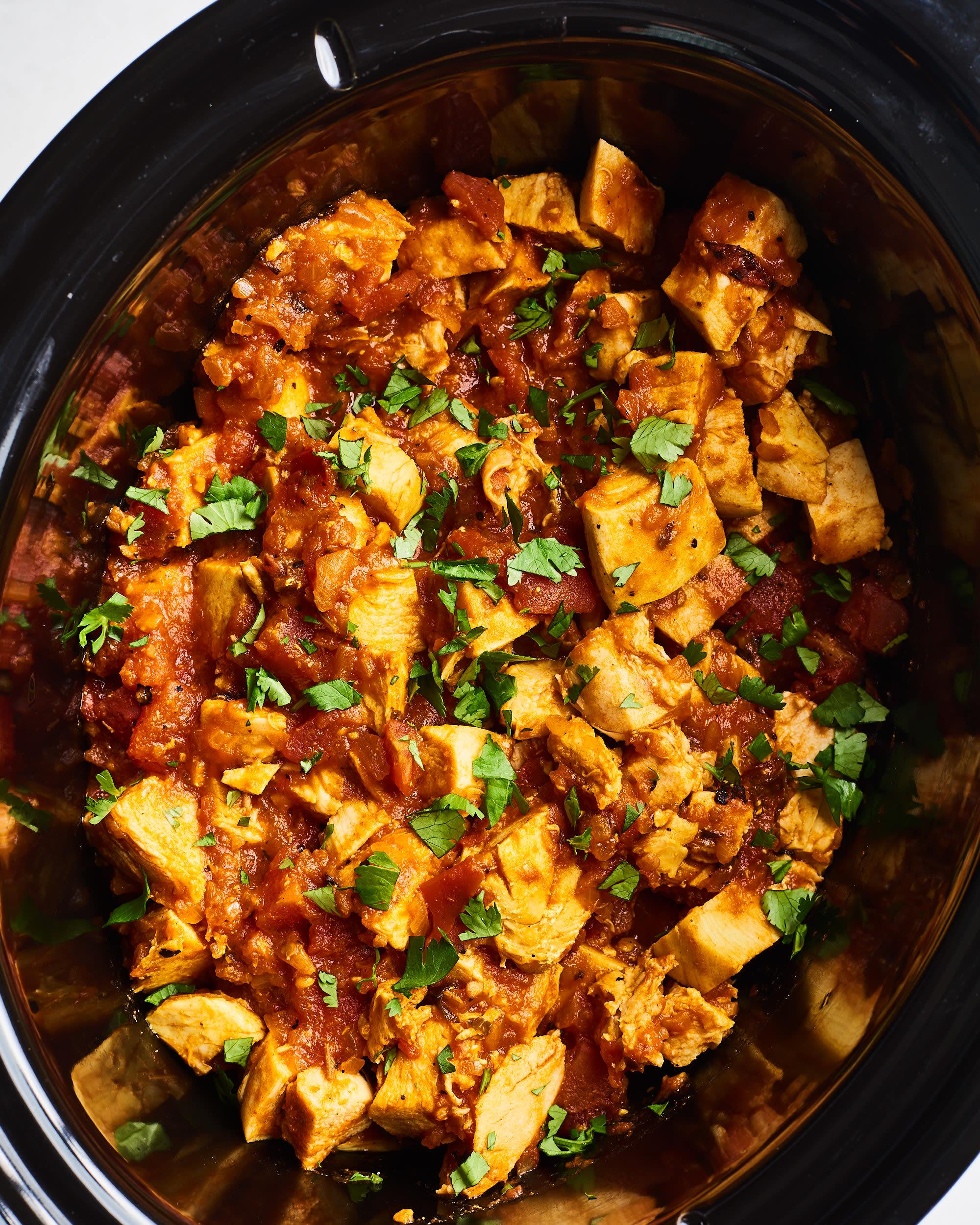 Recipe: Trader Joe's Slow Cooker Chicken Tikka Masala