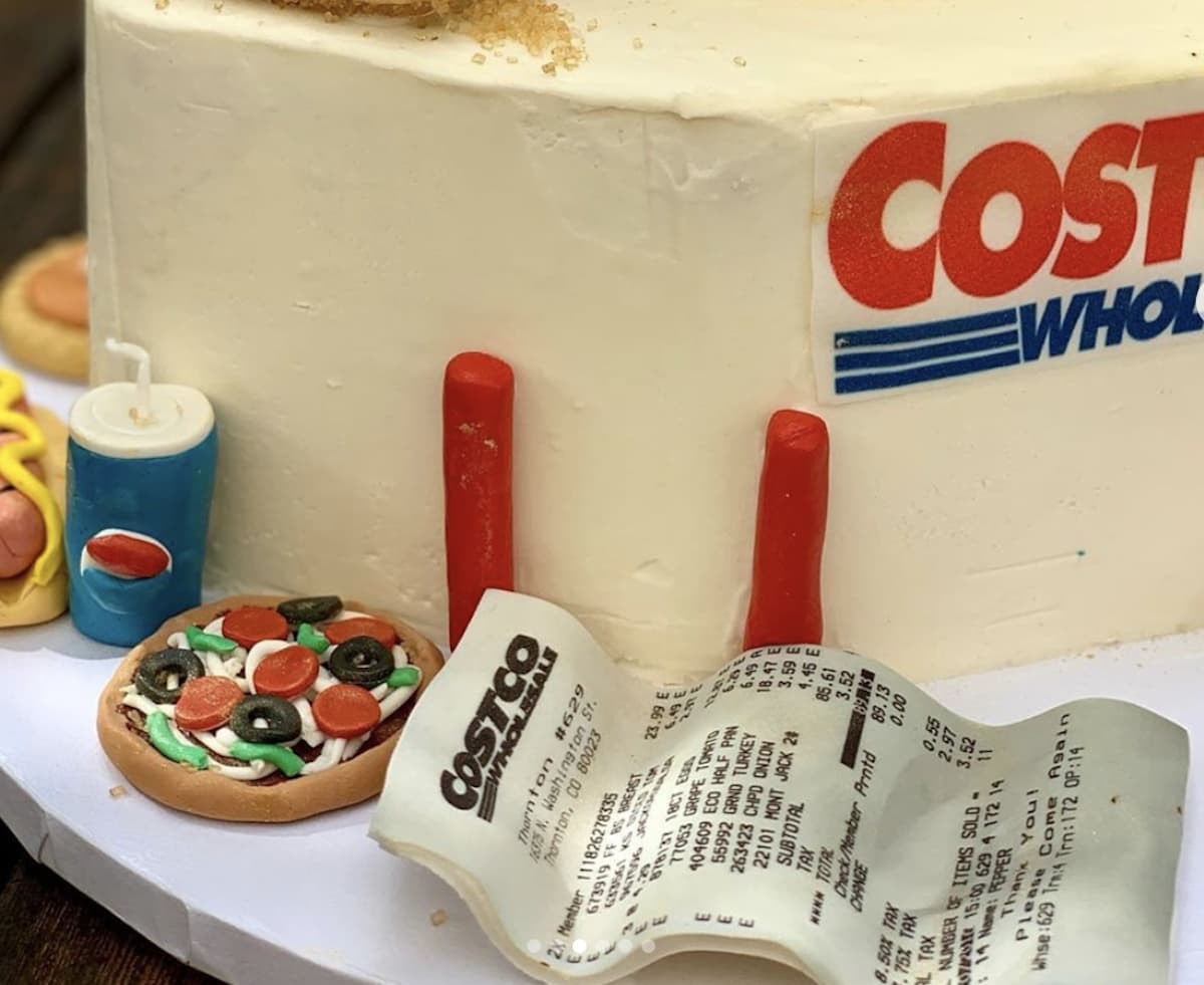 This Costco Birthday Cake Is a Total Masterpiece — Grocery News