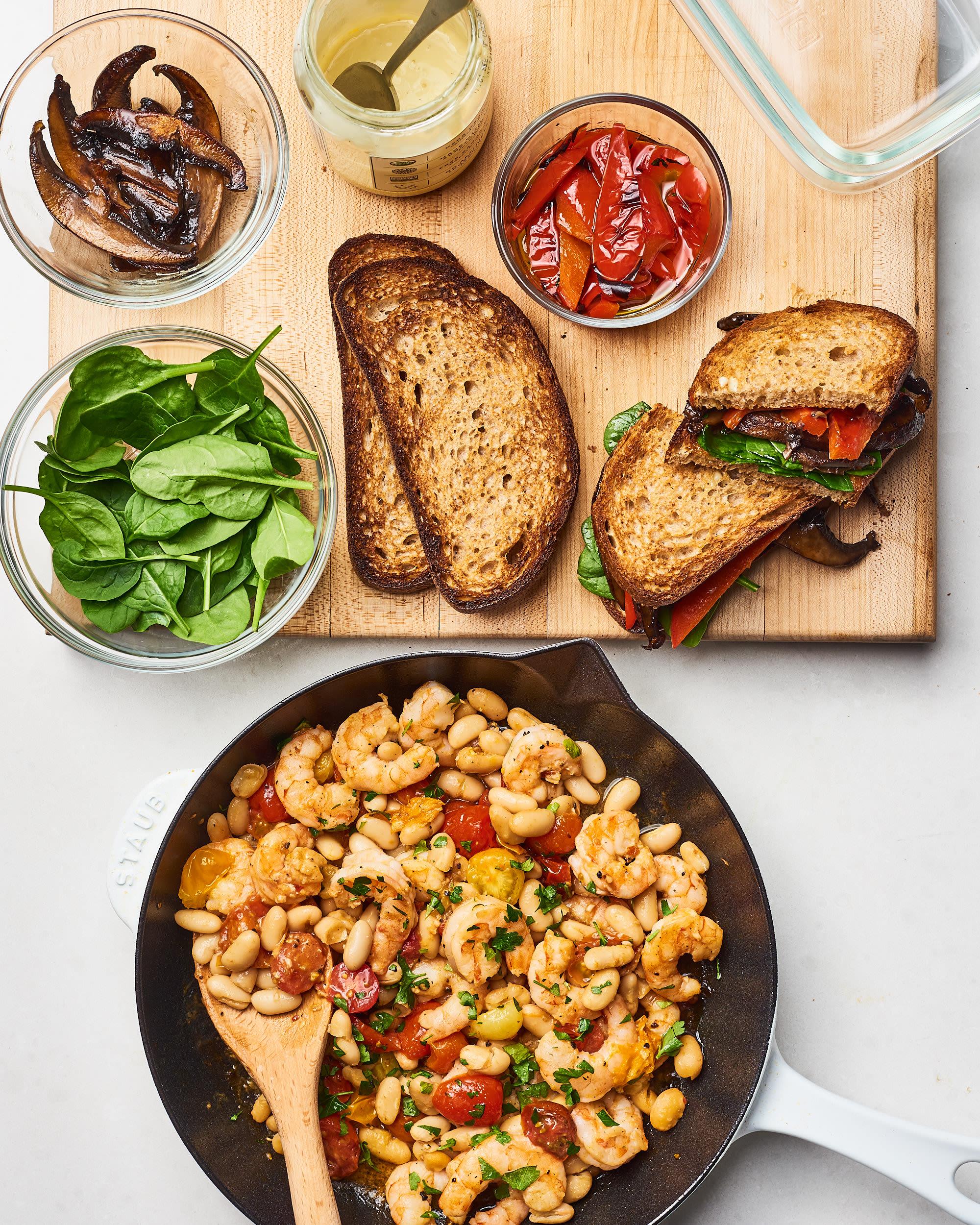 Meal Prep Plan: How I Prep a Week of Easy Mediterranean Diet Meals