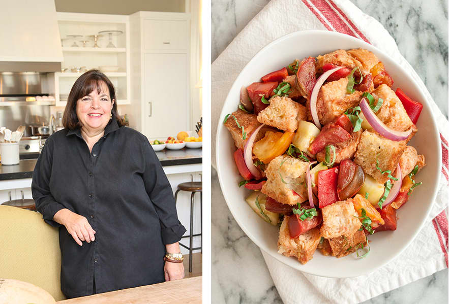 Ina Hits the Farmers Market in the New Barefoot Contessa (Out in April!)
