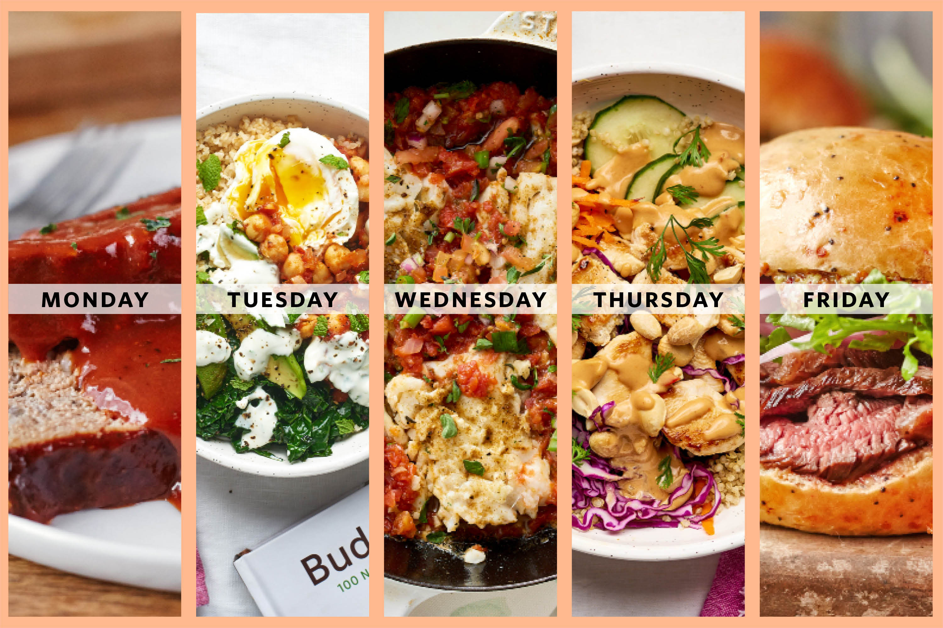 Next Week's Meal Plan: 5 High-Protein Dinners for the Week Ahead
