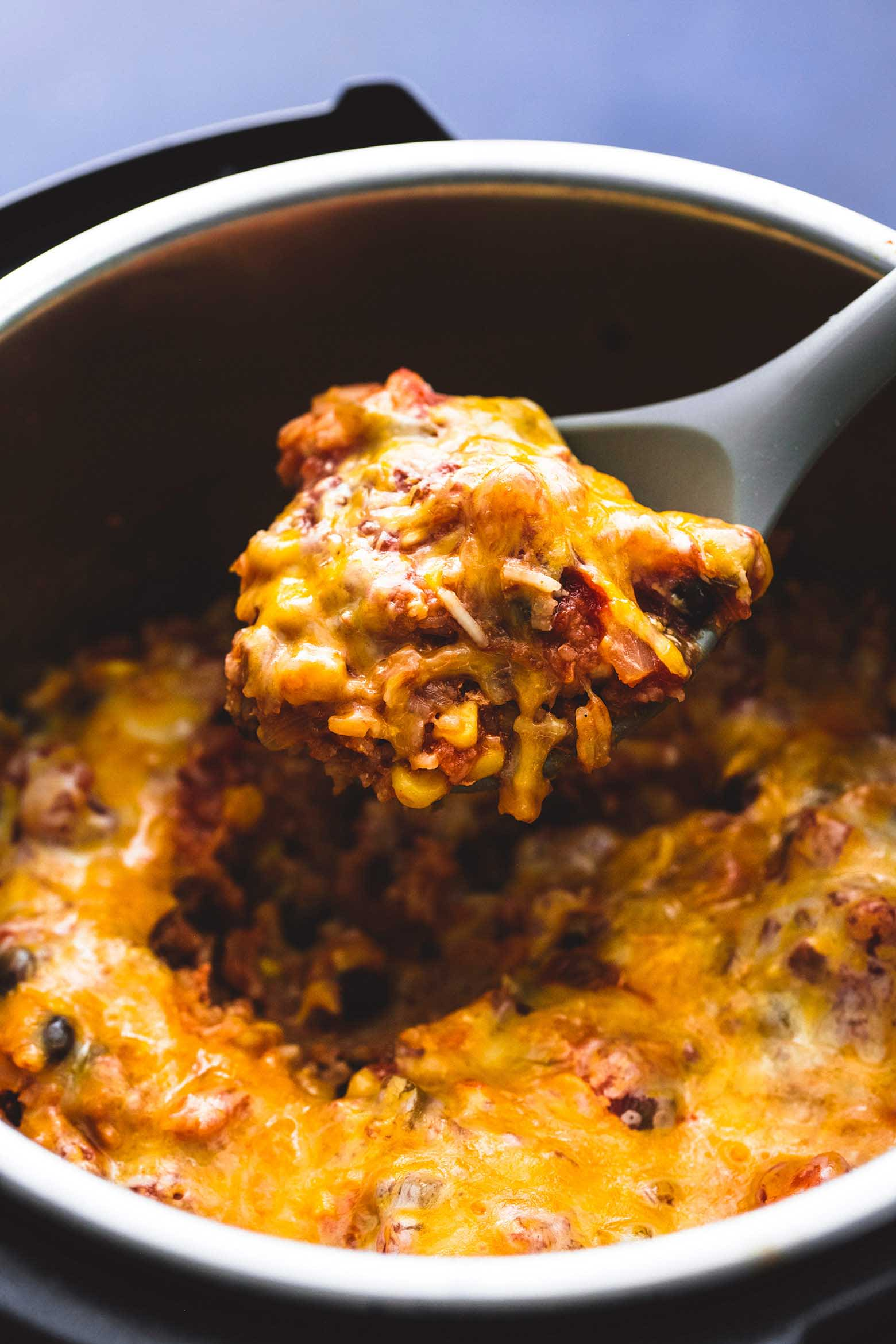 This Hearty Mexican Chicken Is an Instant Pot Favorite