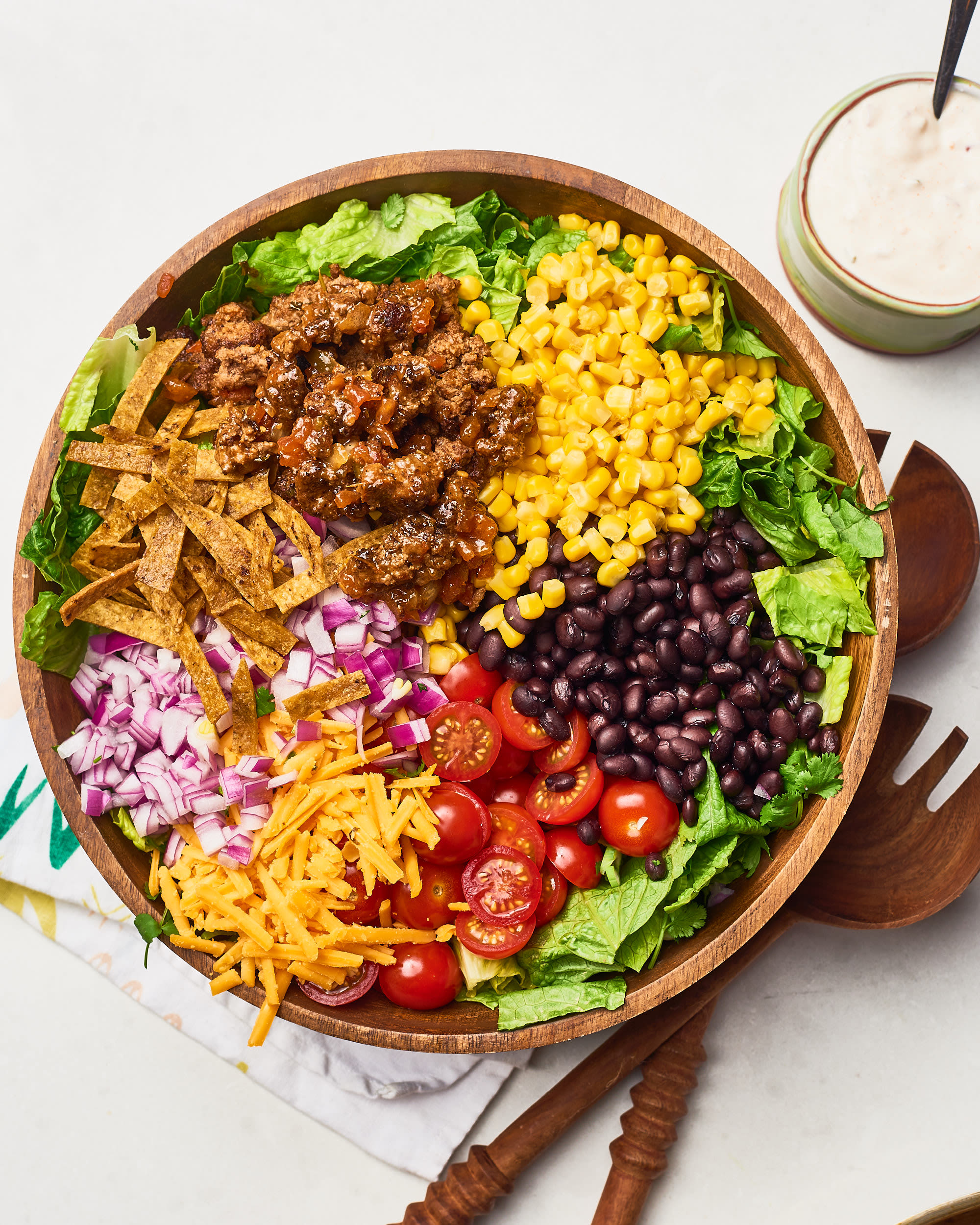How To Make the Best Restaurant-Quality Taco Salad at Home: gallery image 1