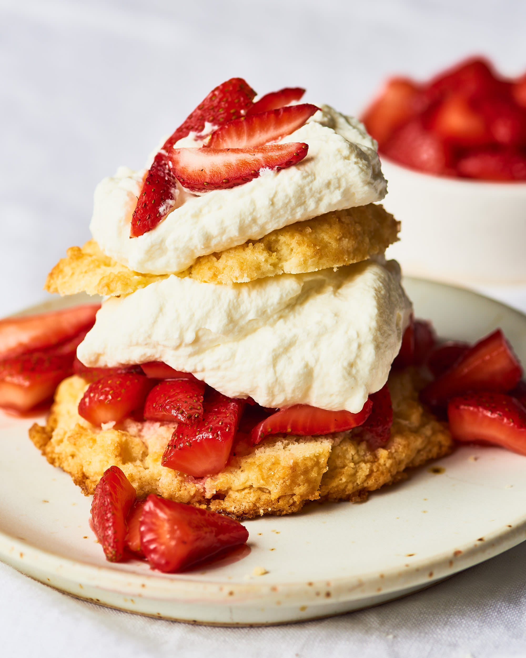 How To Make the Easiest Strawberry Shortcake: gallery image 1