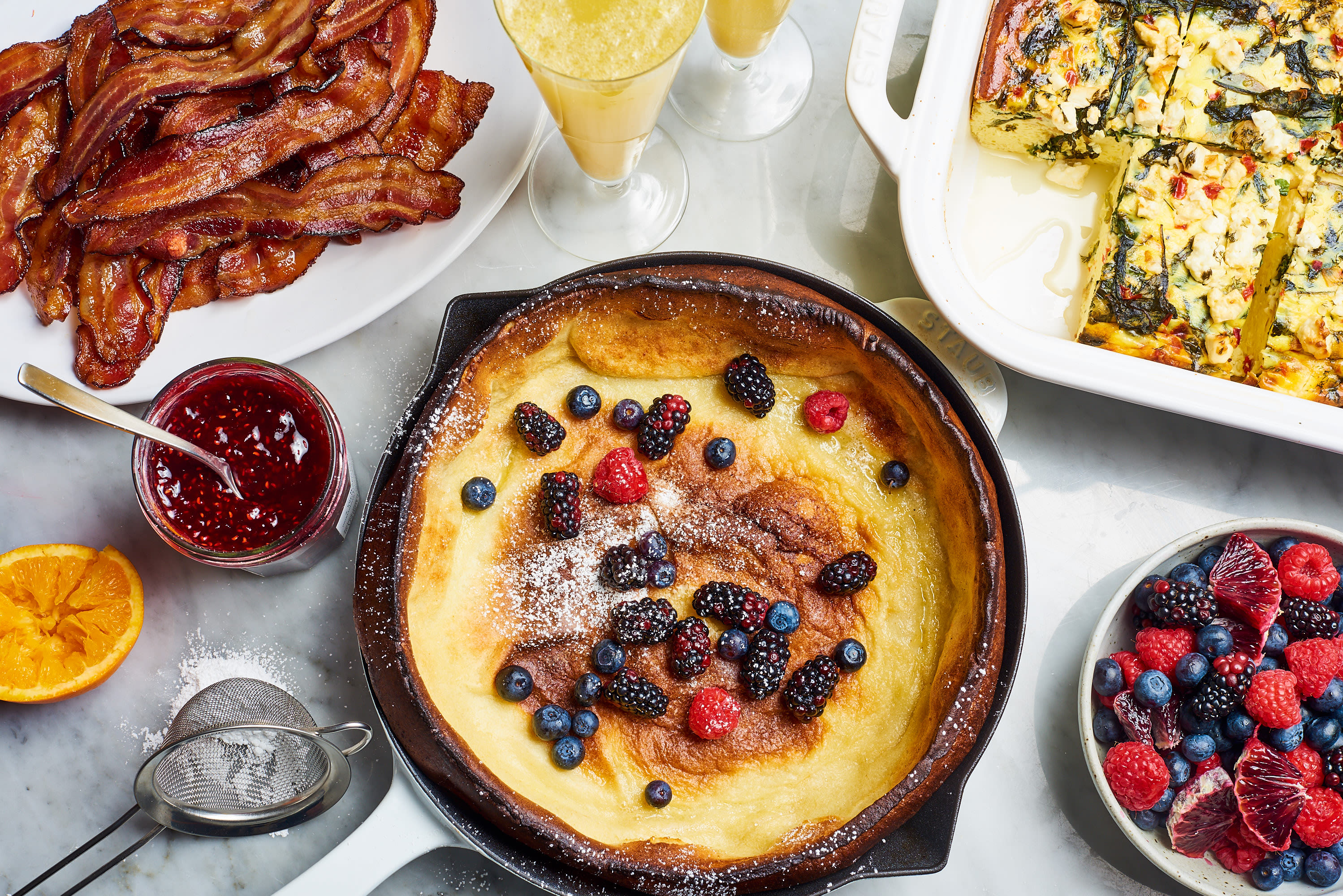 Every Savory & Sweet Brunch Recipe You Could Ever Need (in One Place)