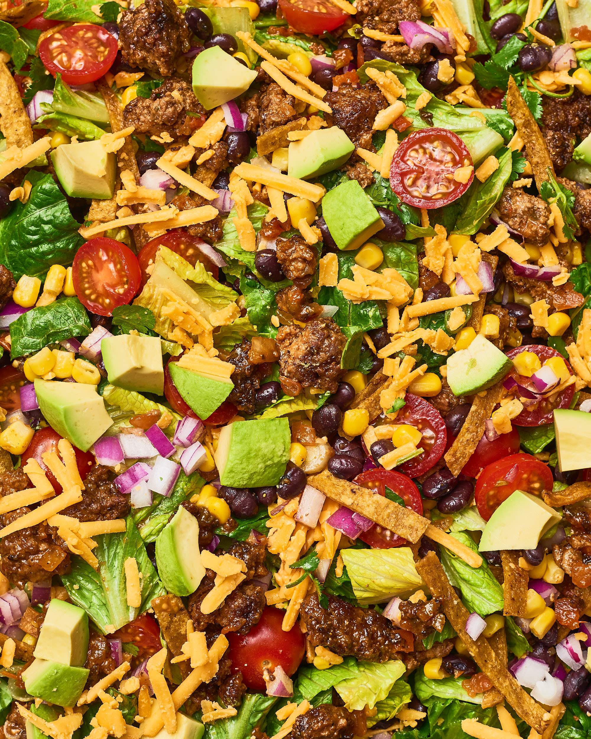 How To Make the Best Restaurant-Quality Taco Salad at Home: gallery image 7