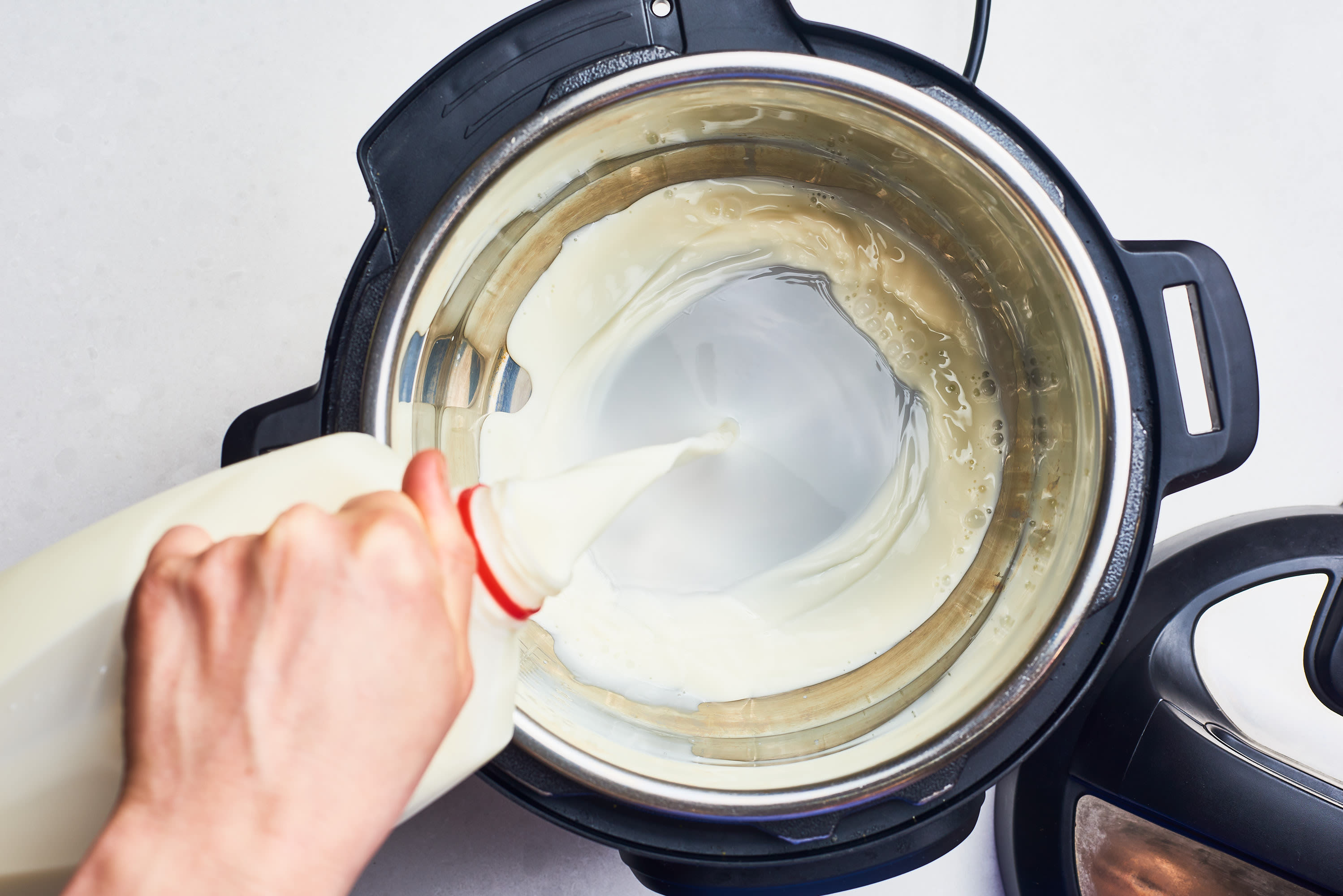 How To Make Instant Pot Yogurt, Step by Step