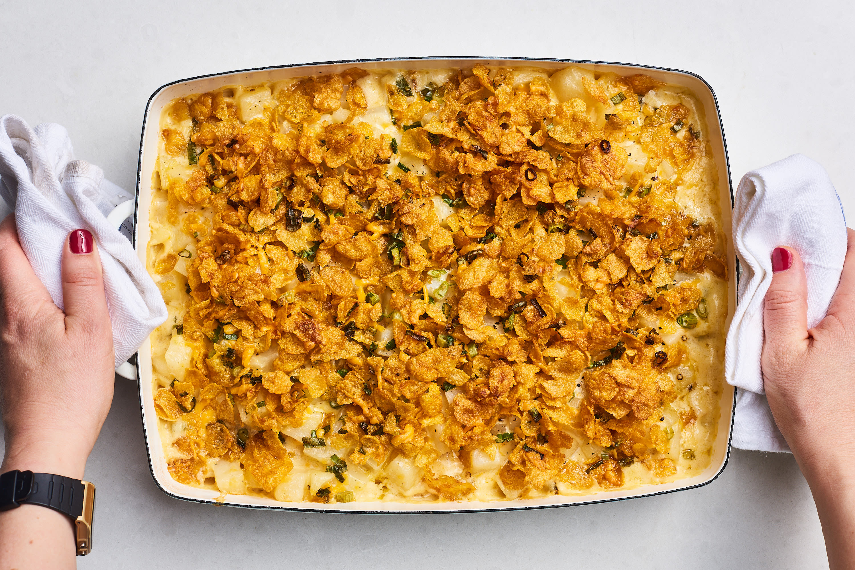 How To Make the Very Best Cheesy Potatoes: gallery image 15
