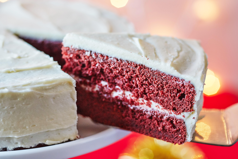 Recipe Gingerbread Red Velvet Cake Kitchn
