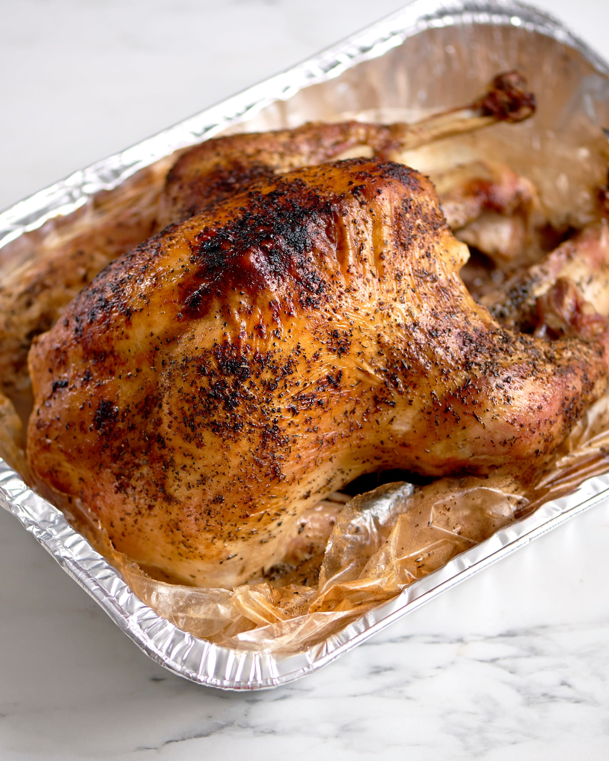 How To Roast A Turkey In An Oven Bag Kitchn