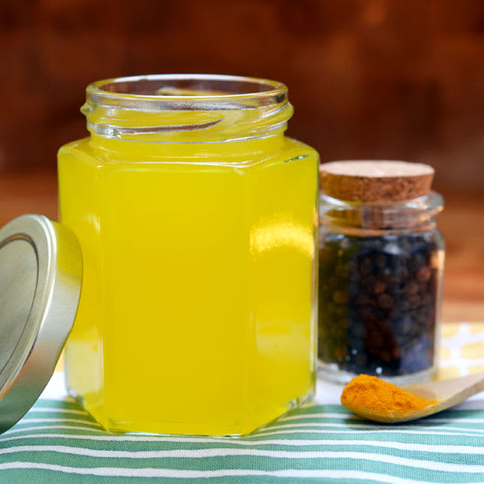 recipe ethiopian spiced clarified butter niter kibbeh kitchn