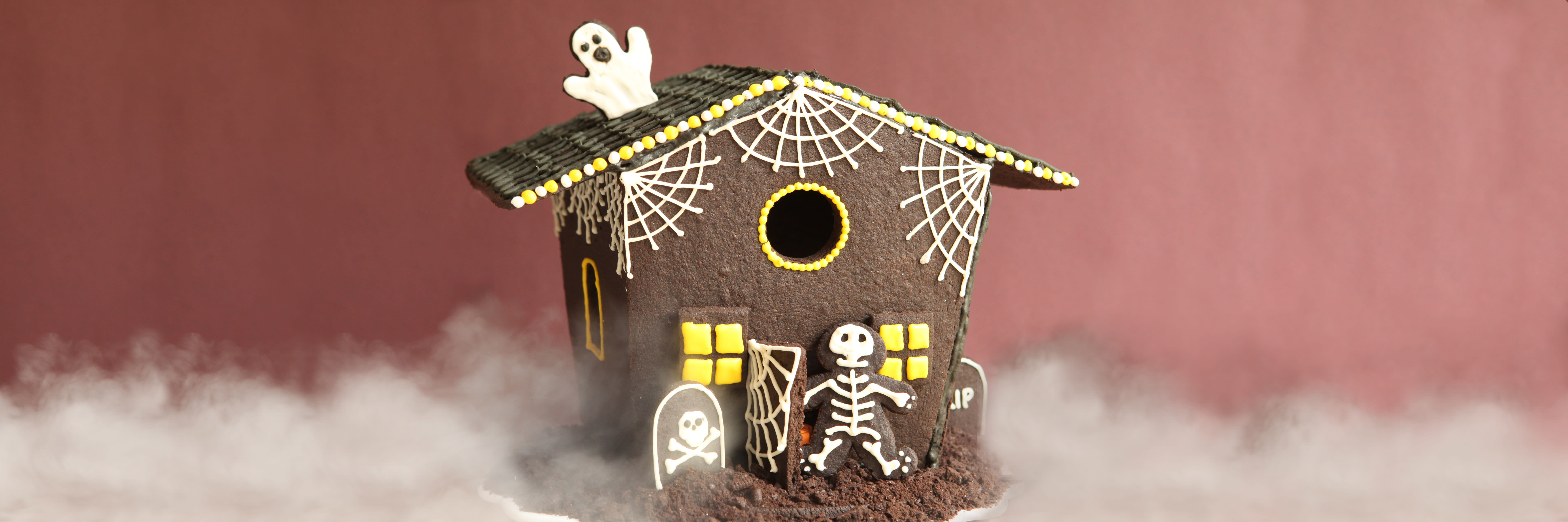 Haunted House Cookie Dough