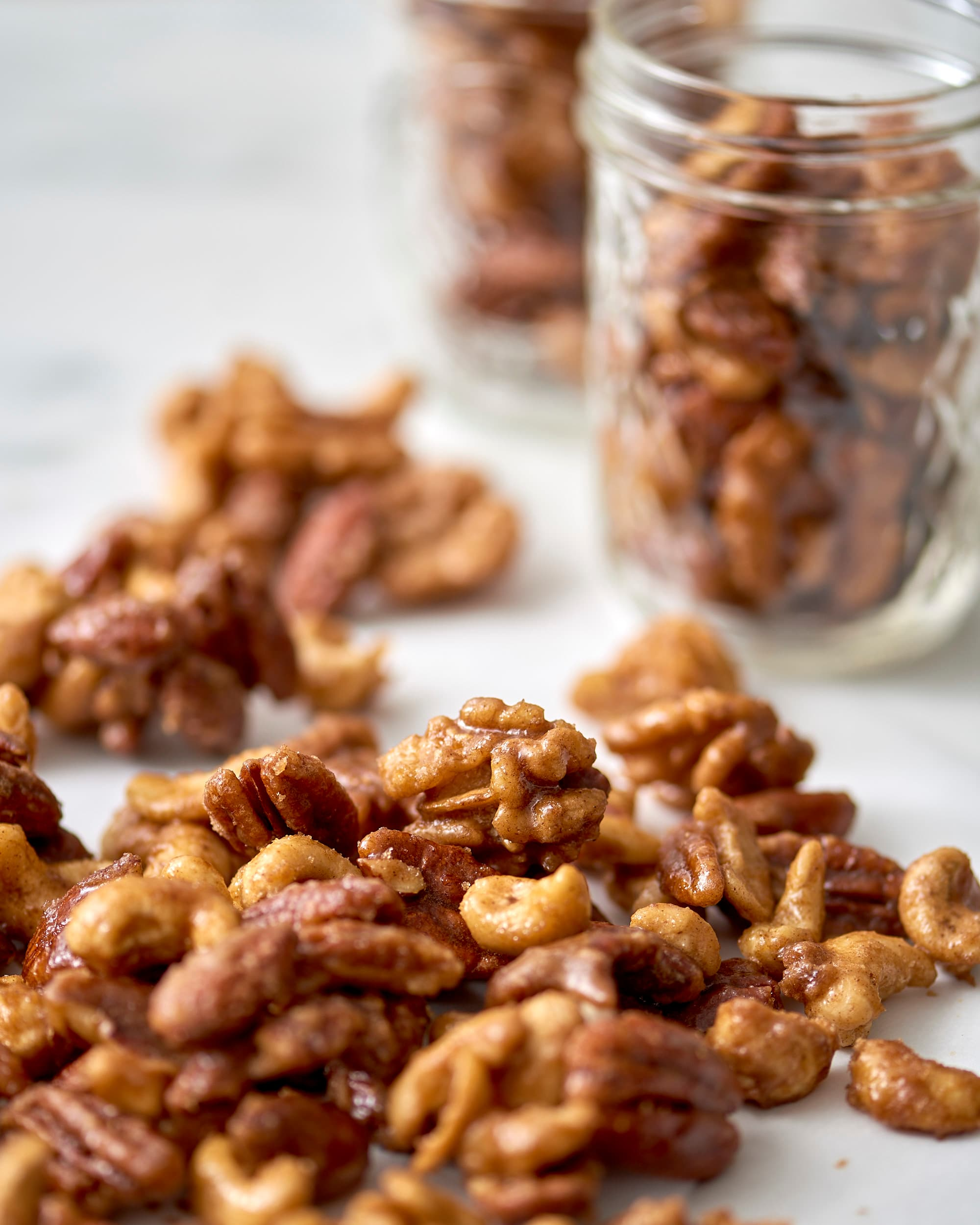 How to Make Slow Cooker Spiced Nuts