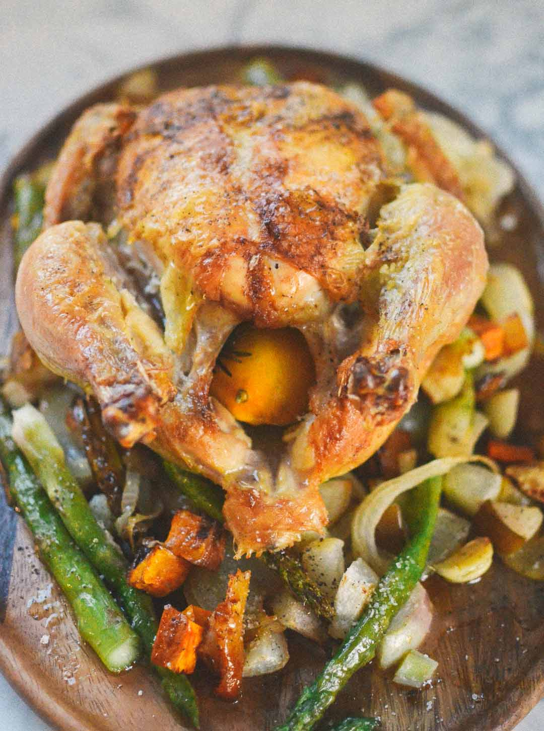 Easy Dinner Recipe Viking Chicken Kitchn
