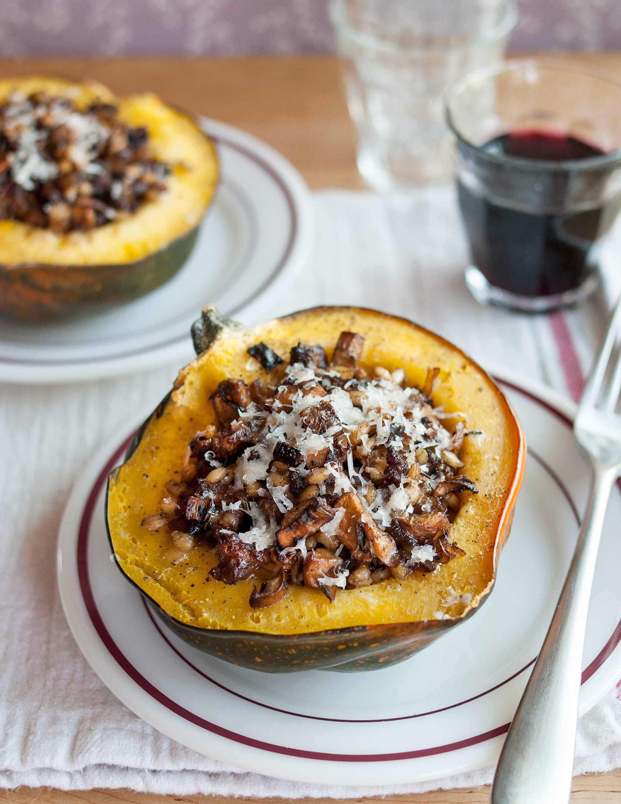 How To Make Stuffed Roast Squash Kitchn Cottage Happy Shower Sex On The Beach 250 Ml Cranberry