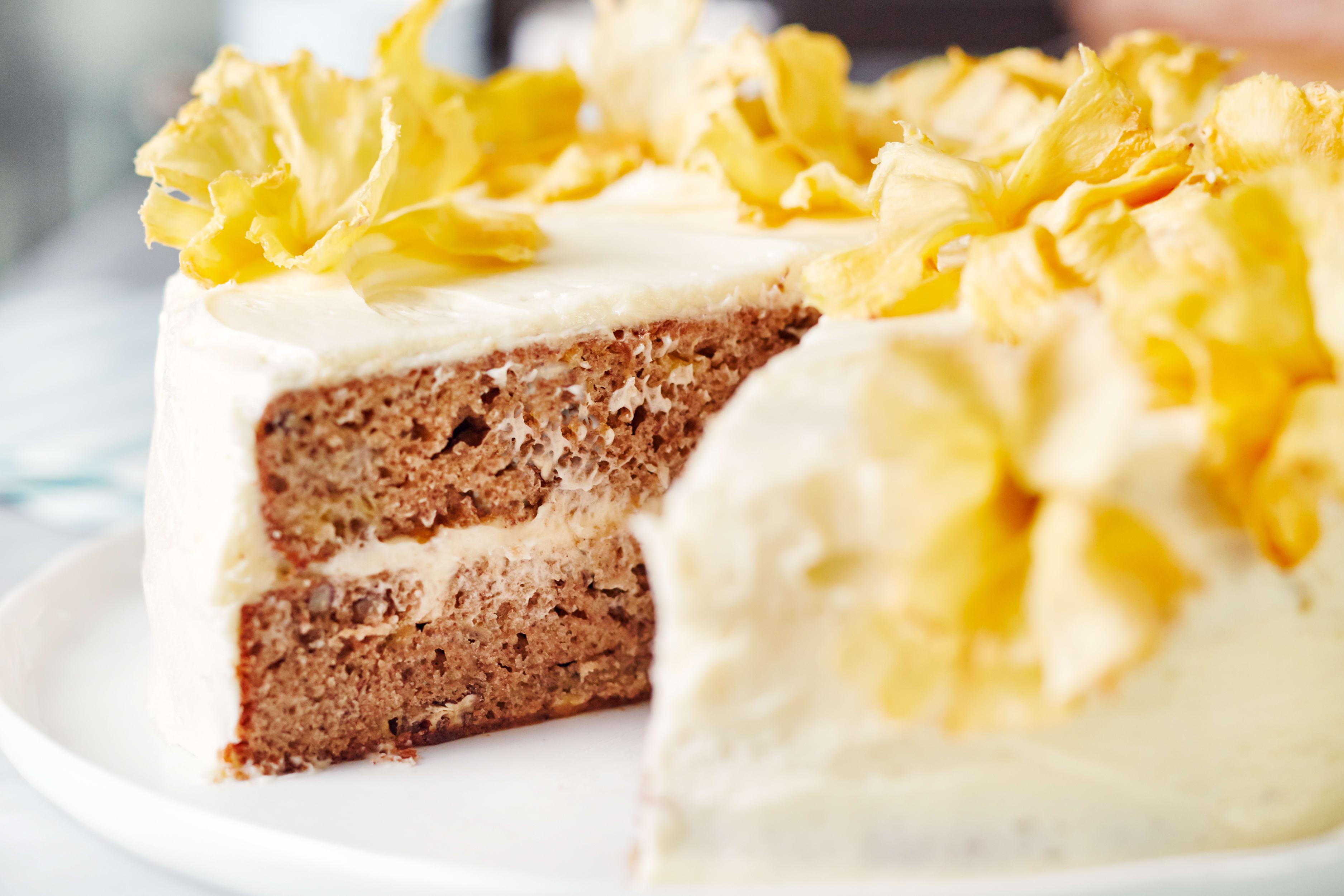 How To Make Easy Yet Classic Hummingbird Cake   Kitchn