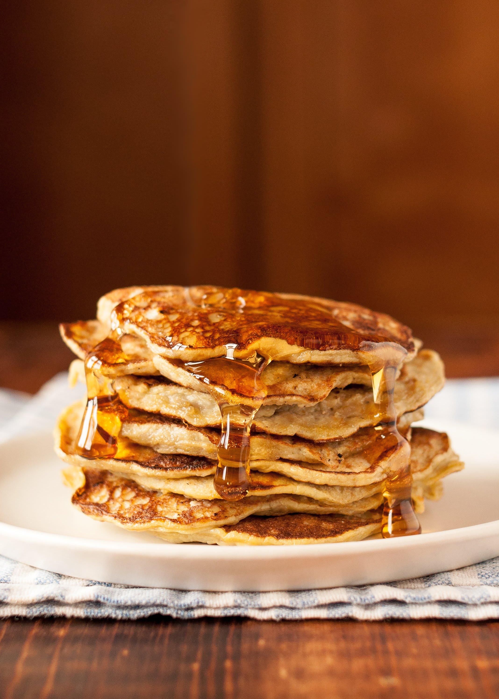 How To Make 2 Ingre nt Banana Pancakes