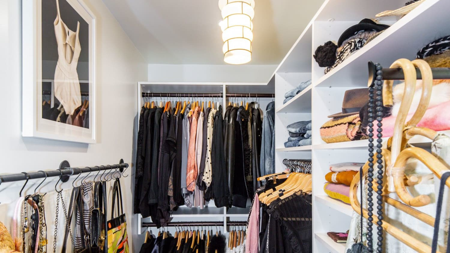 How To Design A Walk-In Closet With California Closets ...