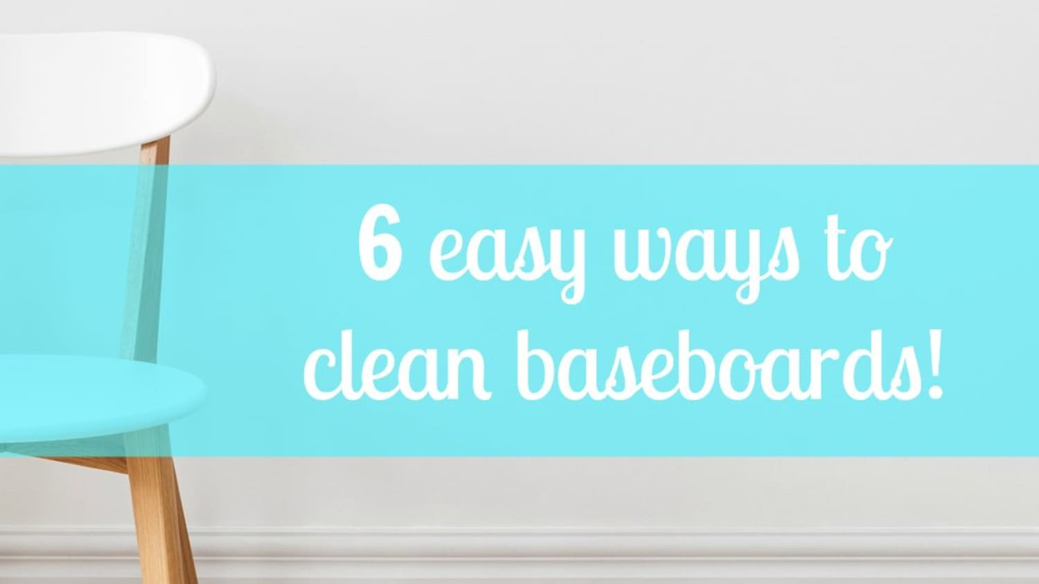 Weekend Wipe Down: 6 Easy (& Some Weird) Ways to Clean
