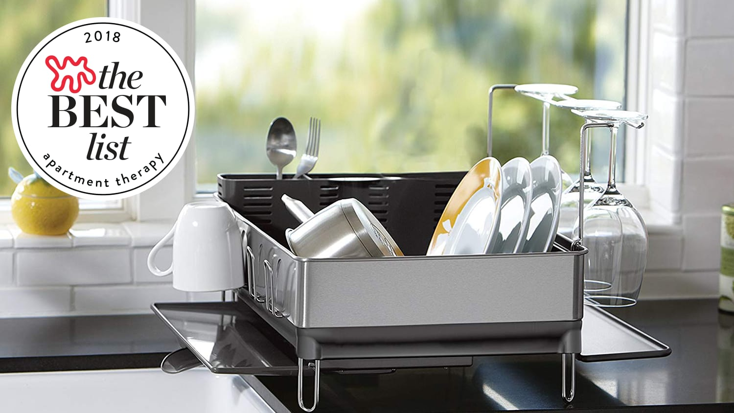 The Best Dish Racks to Buy in 2019 | Apartment Therapy