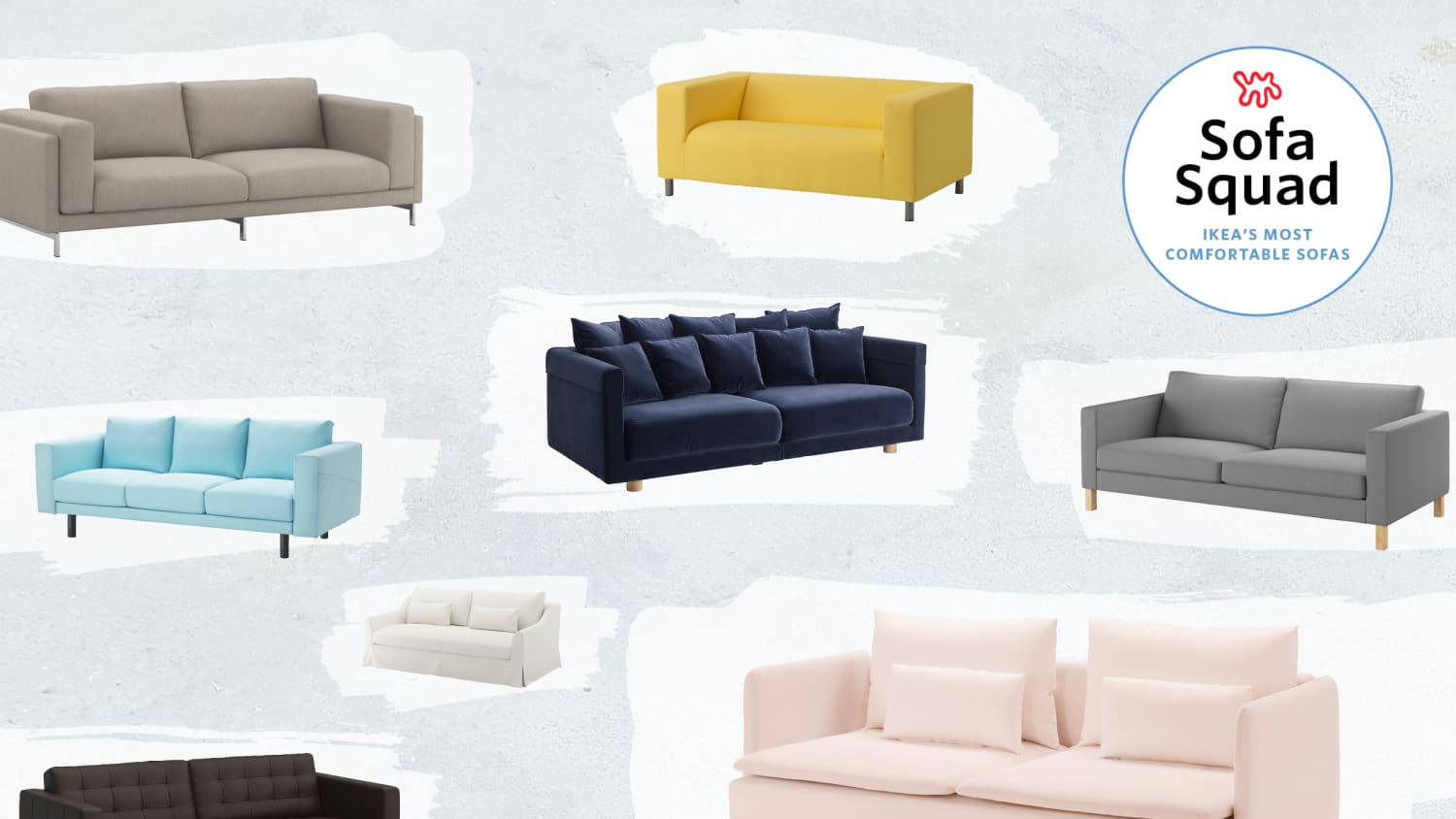 The Best & Most Comfortable IKEA Sofas | Apartment Therapy