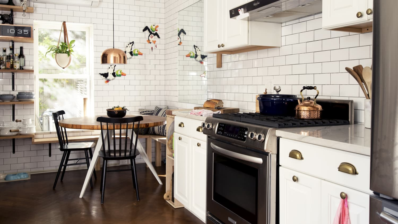 White Kitchen Cabinets Design Ideas Inspiration