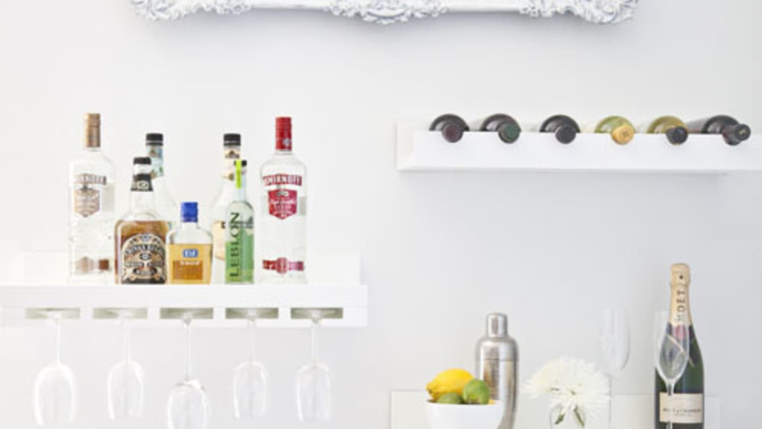 Bar Basics 12 Bottles Any Bar Should Have Kitchn