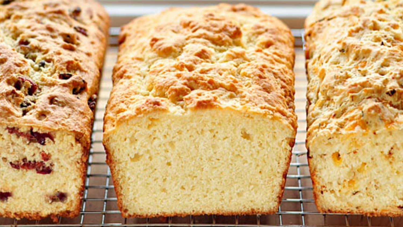 freeform quick bread  Basic Buttermilk Quick Bread
