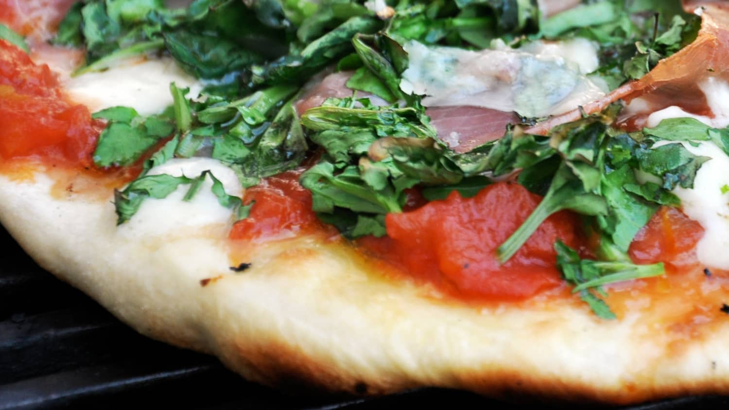 How To Make The Best Grilled Pizza