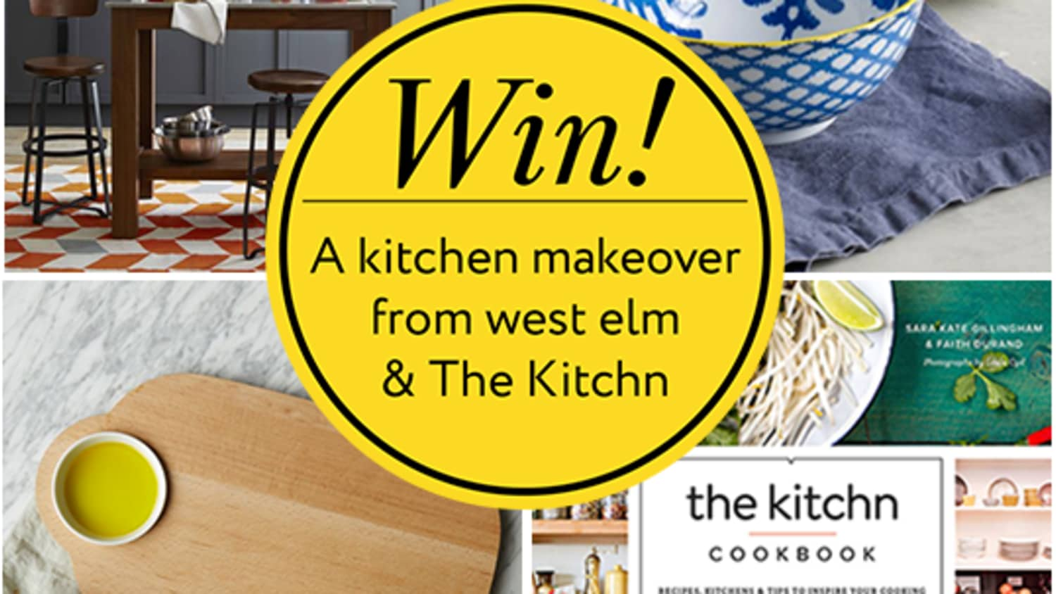 Last Day to Enter! Win a $2000 Kitchen Makeover from west ...