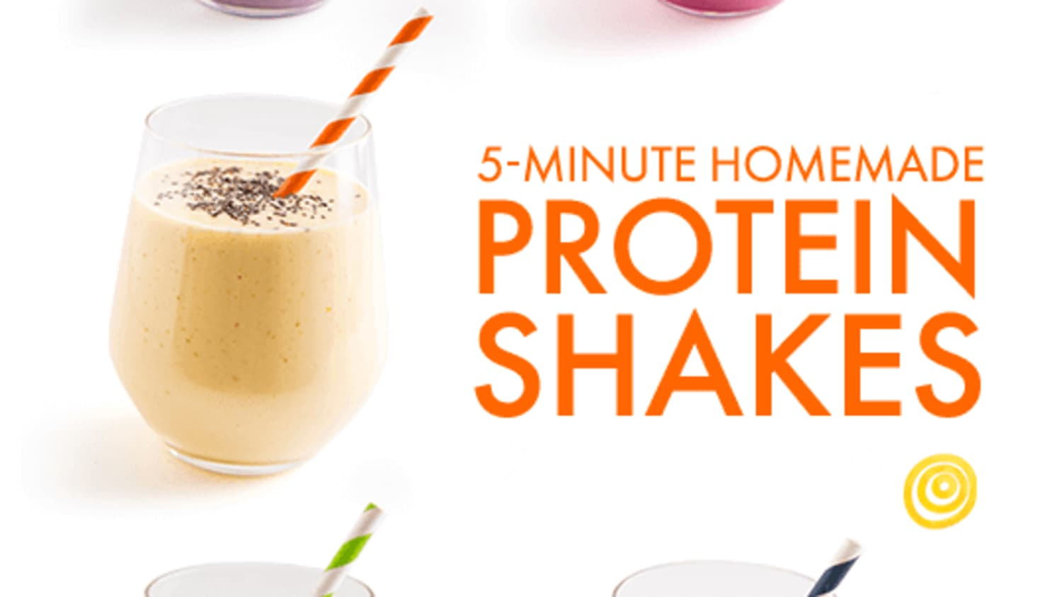 High-Protein Shakes with No Protein Powder   Kitchn