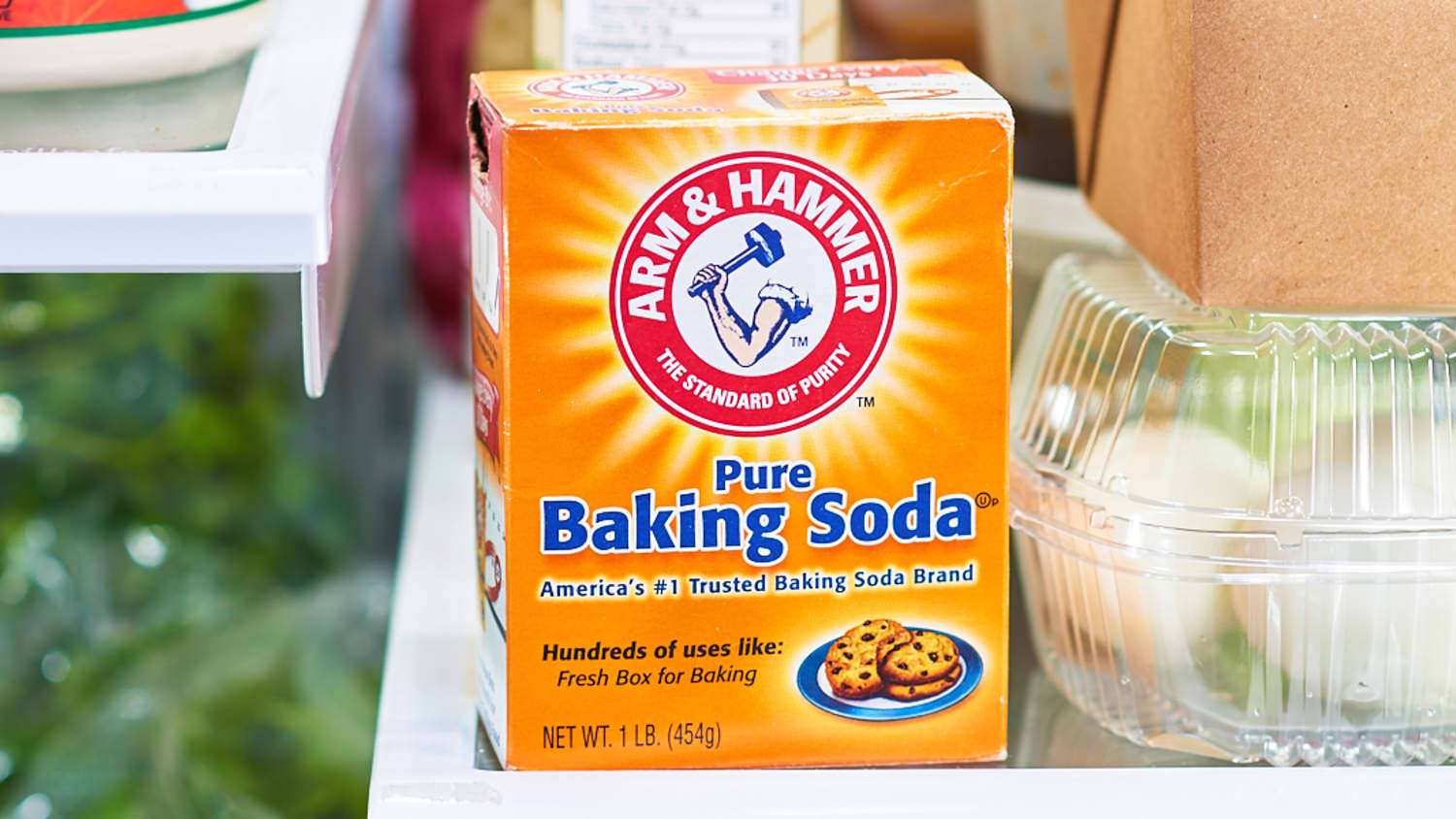 Does Baking Soda Actually Help with Fridge Smells? | Kitchn