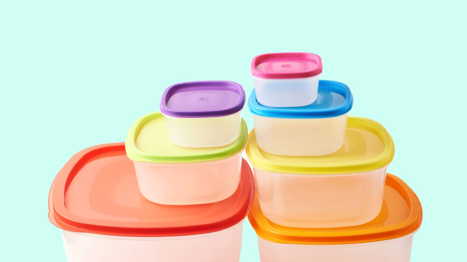 5 Signs It\'s Time to Replace Your Plastic Storage Containers ...