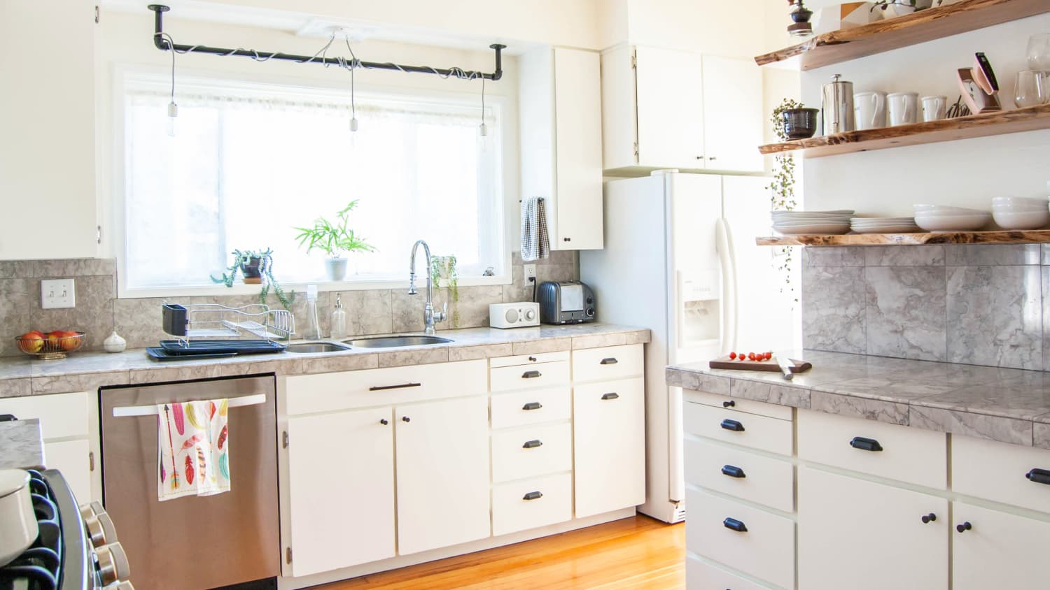 8 Ways to Create Storage in a Small Kitchen You Own | Kitchn