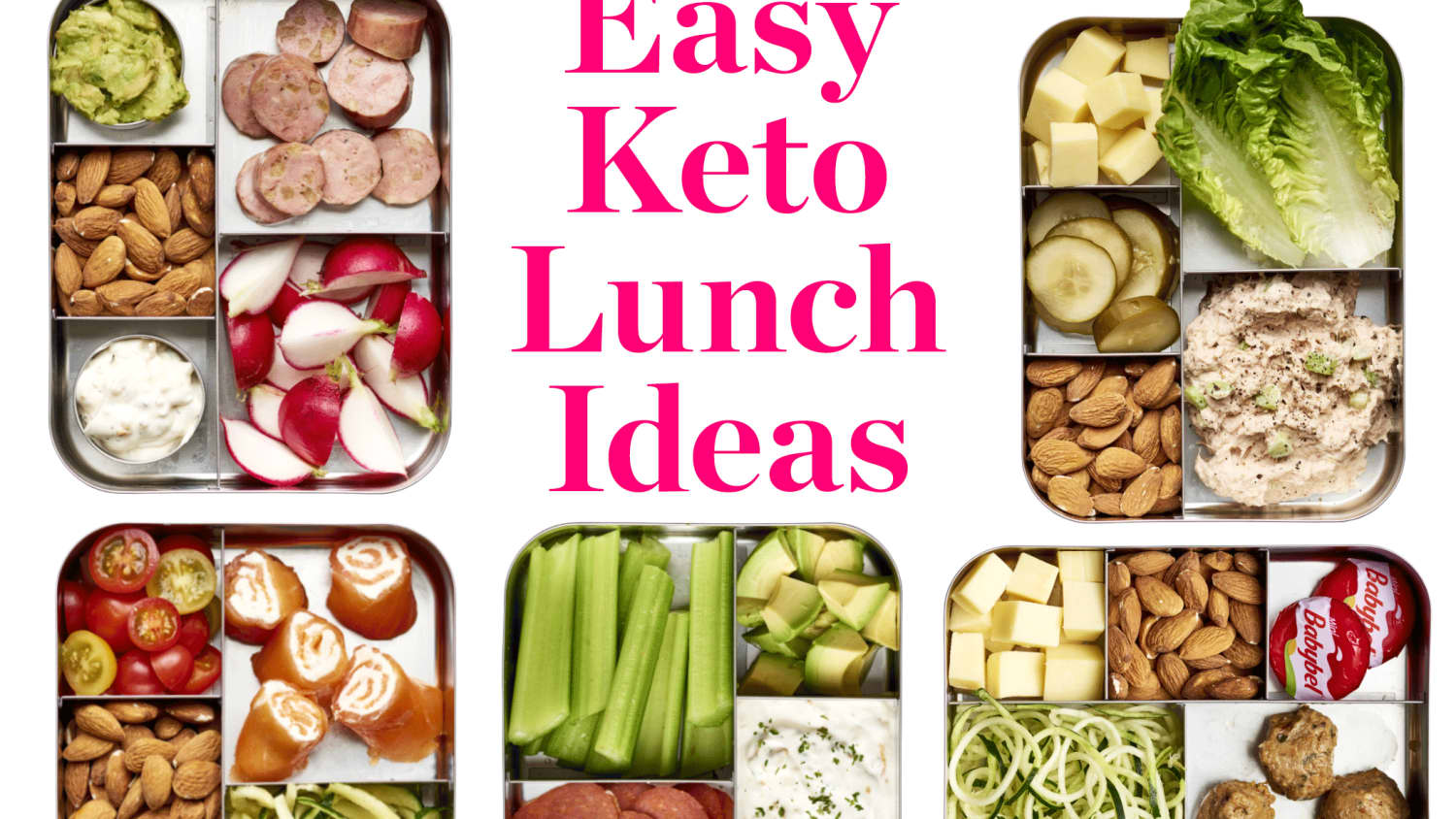 10 Easy Keto Lunch Ideas with Net Carb Counts | Kitchn