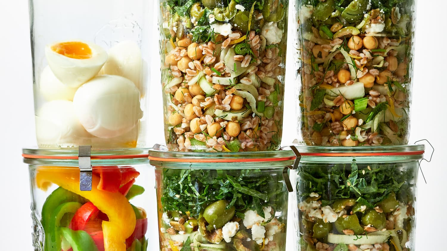 Vegetarian Meal Prep - One Hour Recipe Plans | Kitchn