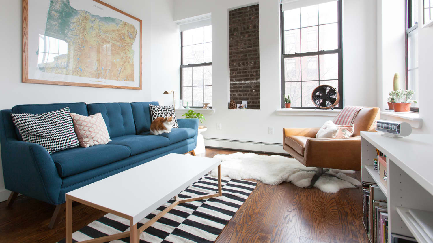 Living Room Layout Mistakes to Avoid While Decorating   Apartment ...