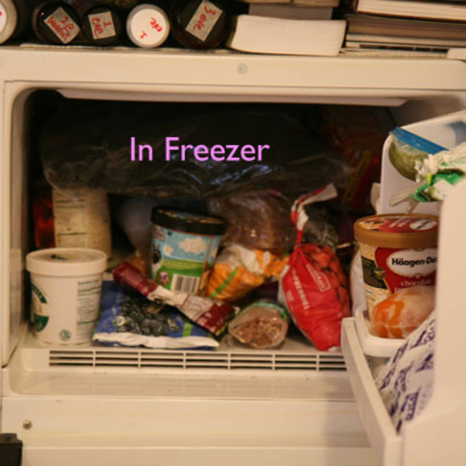 How To Clean Your Jeans Without Water (In the Freezer