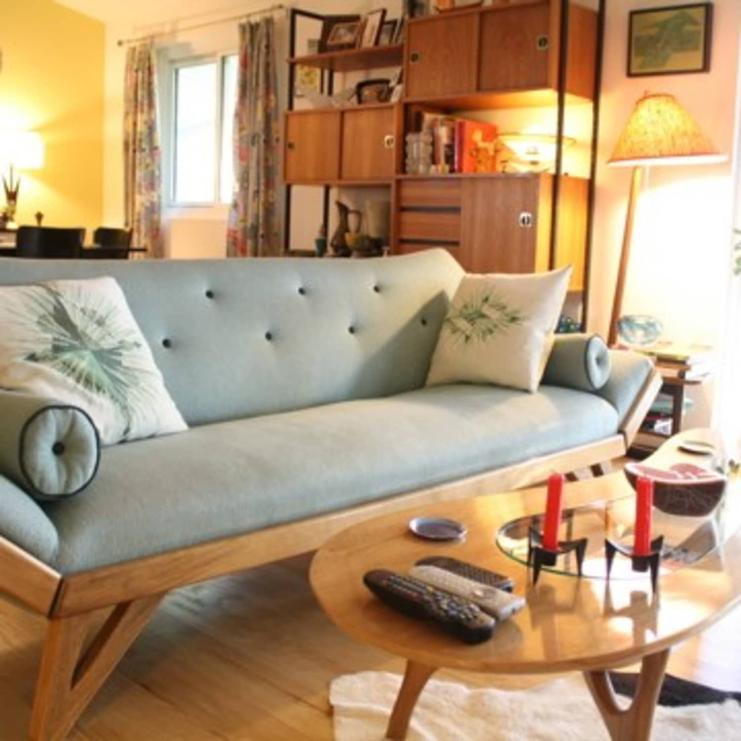 Shauntelle & Dave's Controlled Kitsch – Part 1 | Apartment Therapy