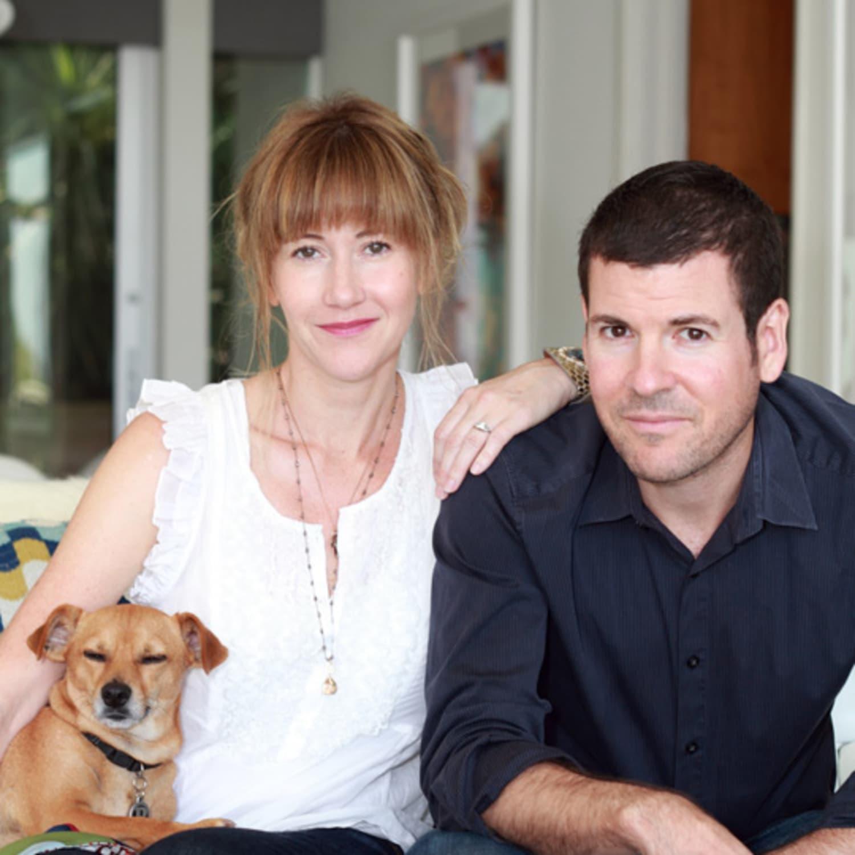 Julie & Rob's Current Twist on Mid Century Modern