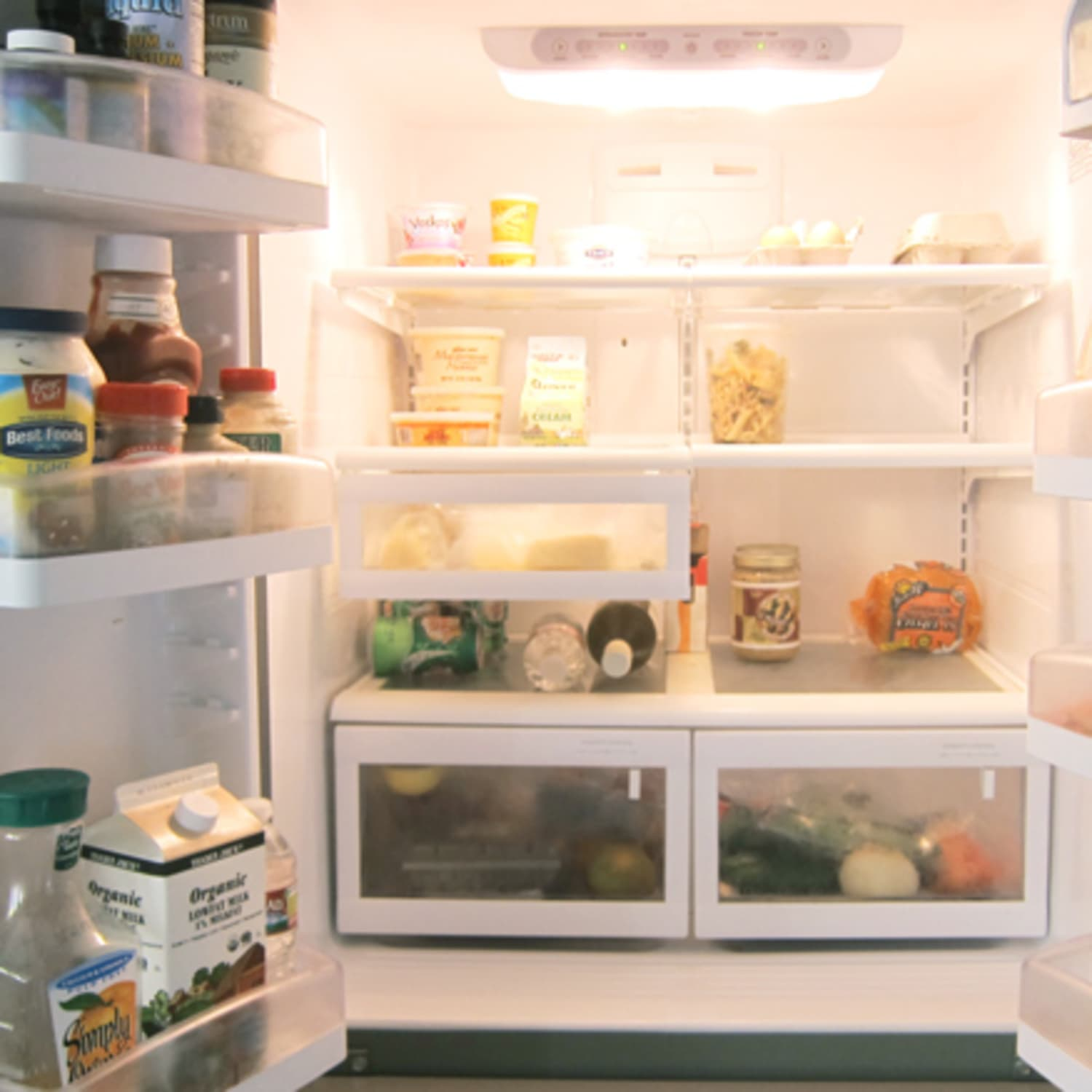 Guaranteed to Save You Money & Time: Tips for Organizing Your Fridge