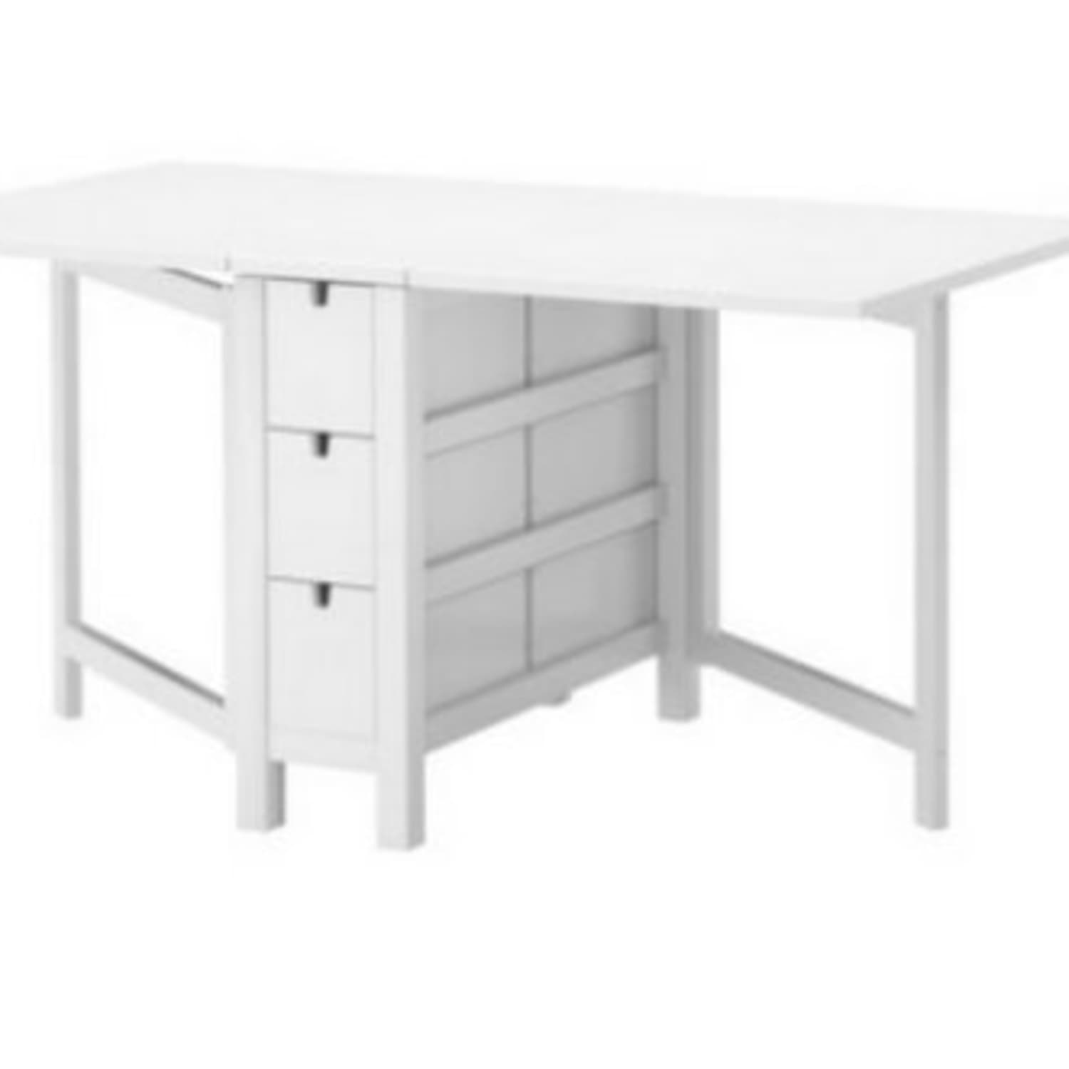 Before After Ikea Norden Table To Portable Dressmaking