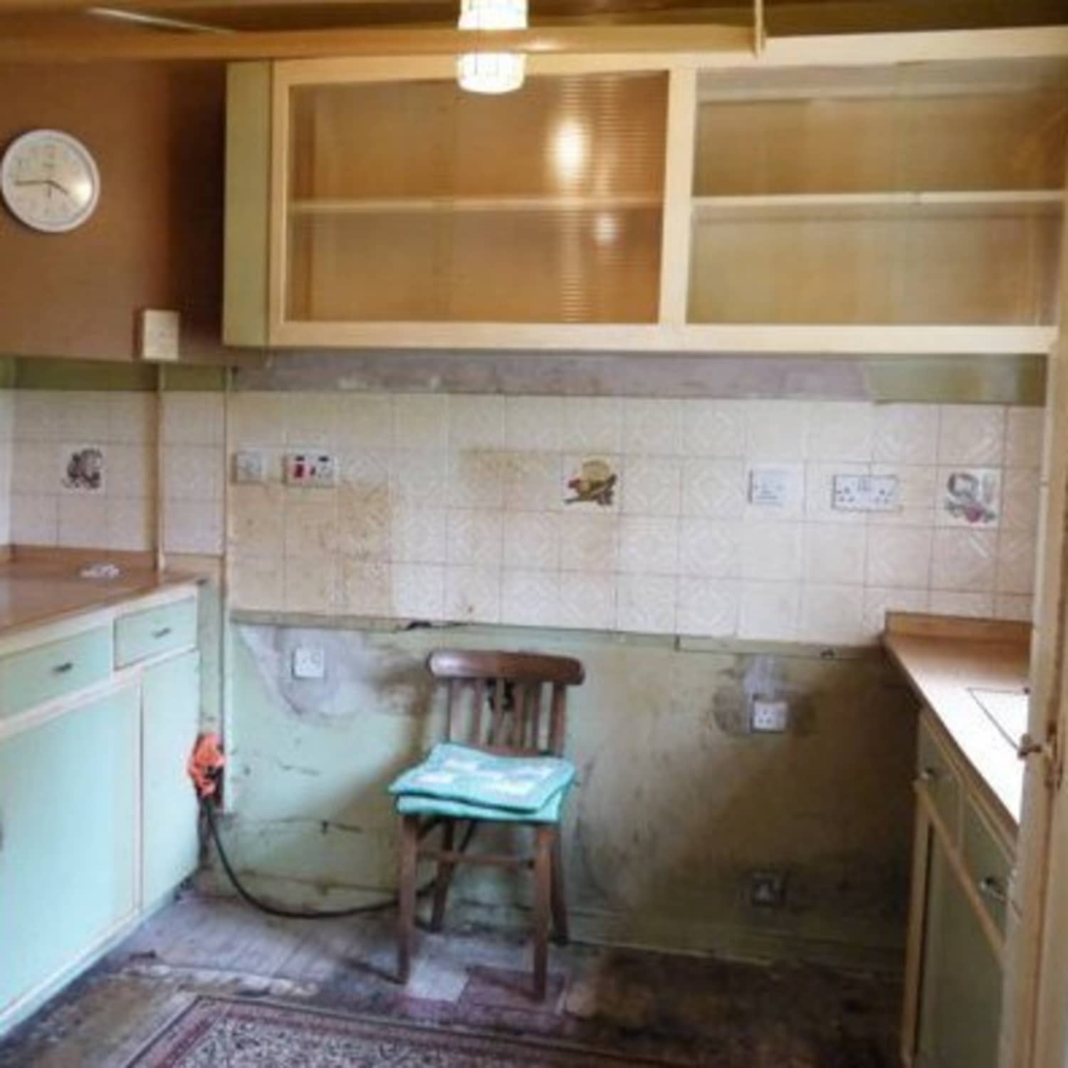 Before & After: 1950\'s Kitchen Renovation Gets A Modern ...