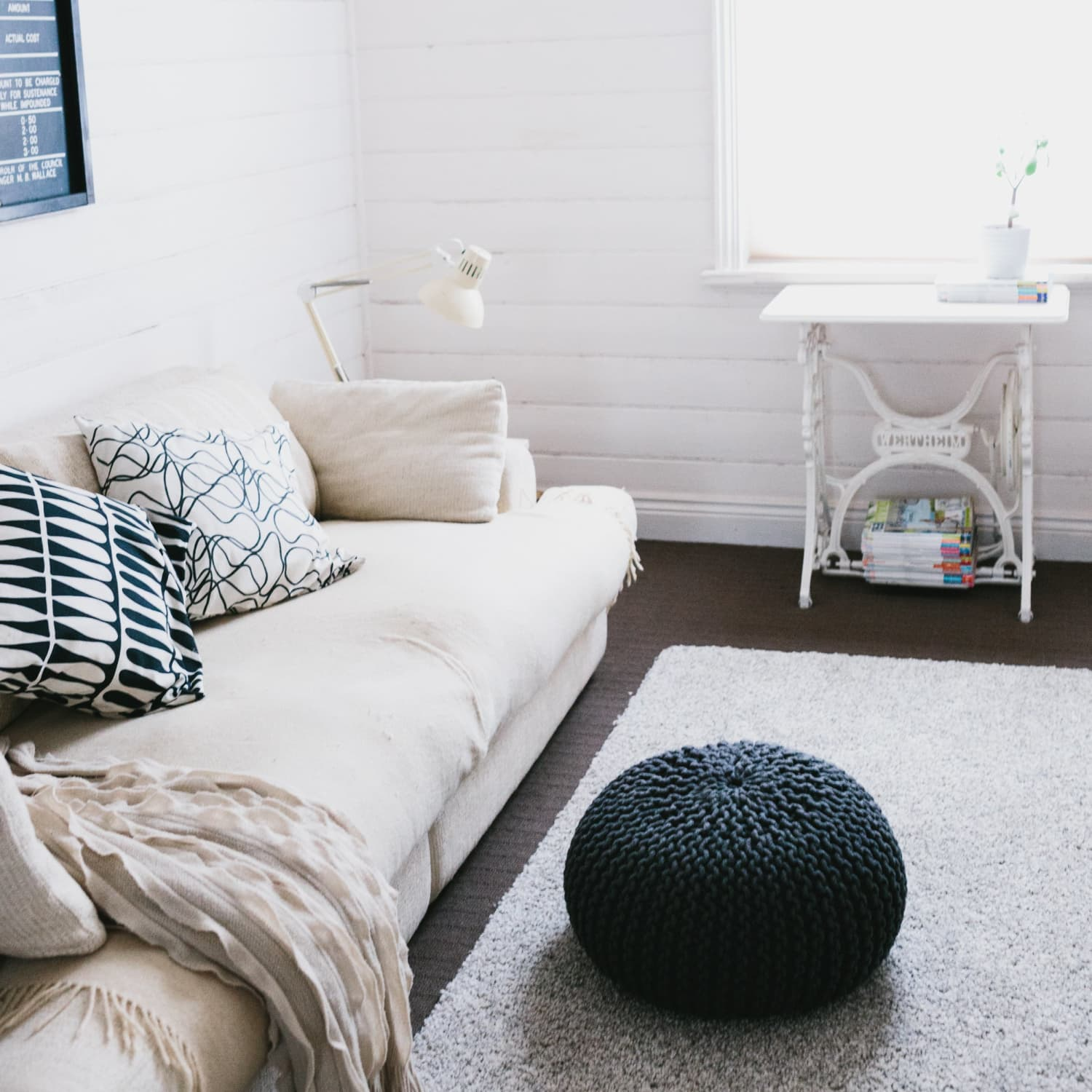 Break the Rules: Ciao, Coffee Table! | Apartment Therapy