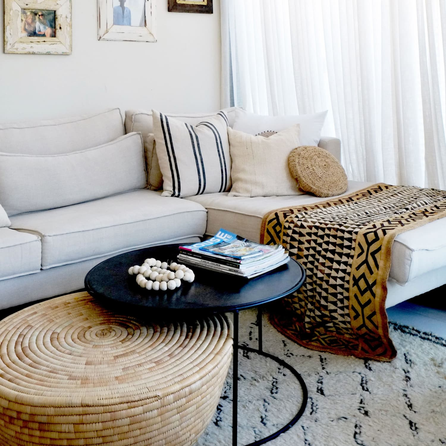 How To Make Couch Cushions Look New With Polyfil Apartment Therapy