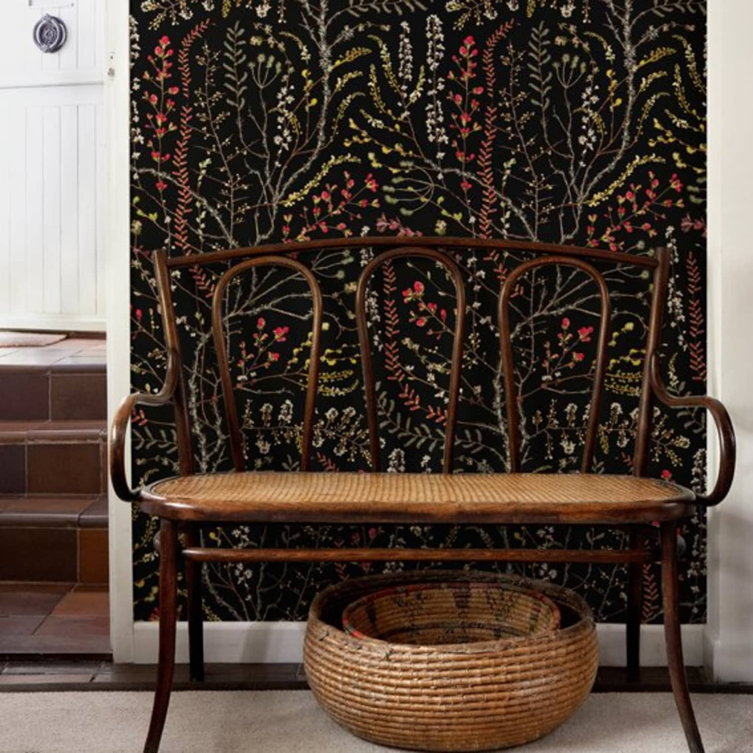 Black Wallpaper: <em>15 Stylish Patterns for 2016</em ...