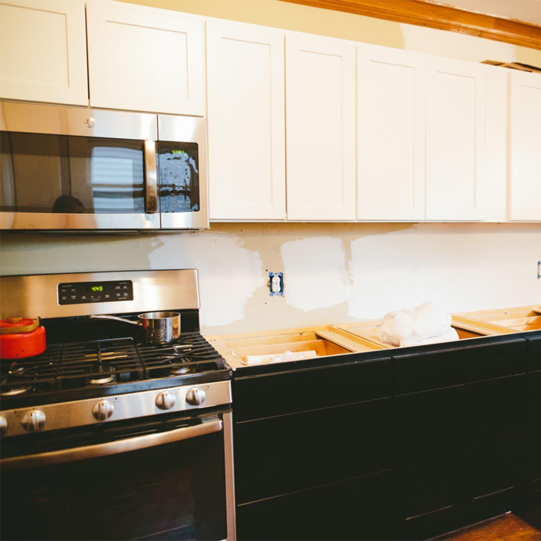 Hurry Up And Wait: Rebekah U0026 Graemeu0027s Kitchen Remodel Continues