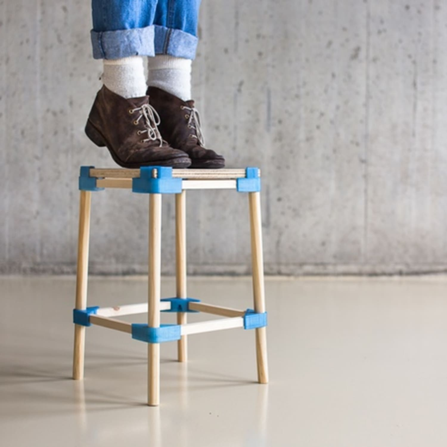3D Printed Furniture Offered 3 Ways by Standard Products | Apartment