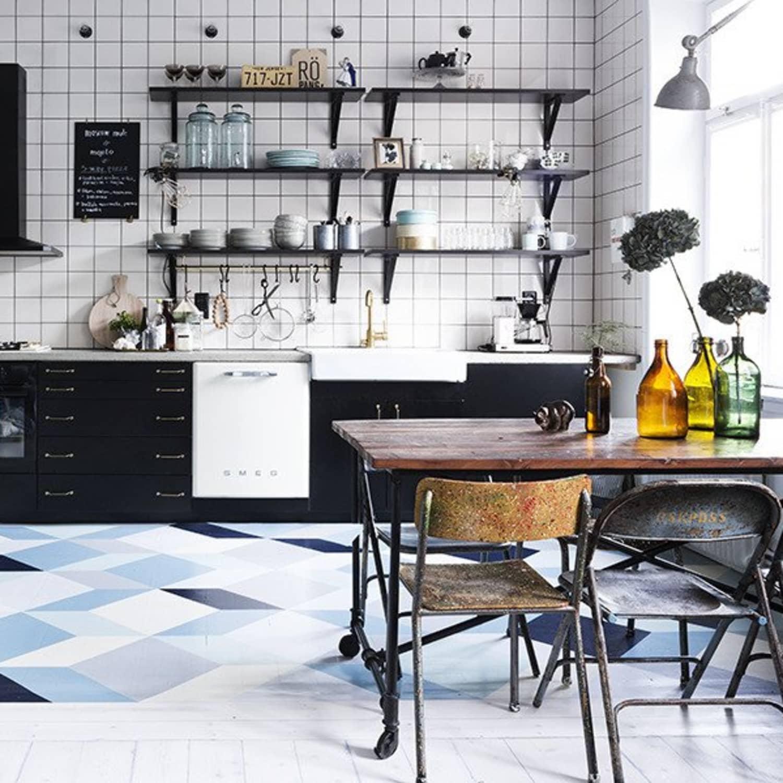 Kitchen Flooring Ideas That Are Unforgettable | Apartment ...