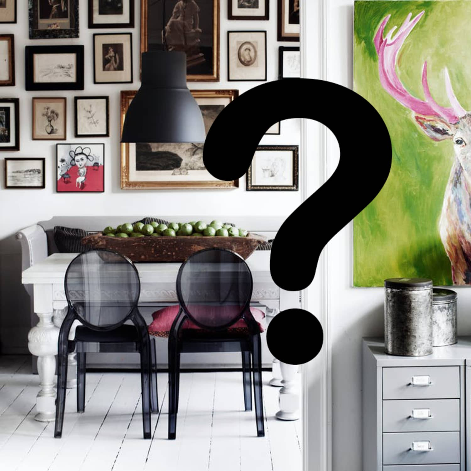 Quiz: Can You Spot the IKEA? | Apartment Therapy